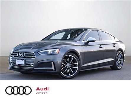 2018 Audi S5 3.0T Technik (Stk: 402971A) in London - Image 1 of 27
