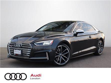2018 Audi S5 3.0T Technik (Stk: Q24795A) in London - Image 1 of 30