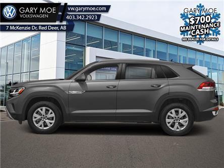 2020 Volkswagen Atlas Cross Sport 2.0 TSI Trendline (Stk: 0CS7030) in Red Deer County - Image 1 of 2