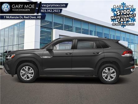 2020 Volkswagen Atlas Cross Sport 3.6 FSI Comfortline (Stk: 0CS2307) in Red Deer County - Image 1 of 2