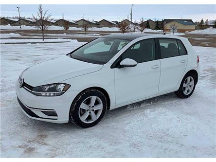 2019 Volkswagen Golf 1.4 TSI Highline (Stk: B4005) in Medicine Hat - Image 1 of 17