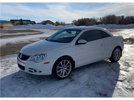 2010 Volkswagen Eos 2.0 TSI Highline (Stk: B3896) in Medicine Hat - Image 1 of 15