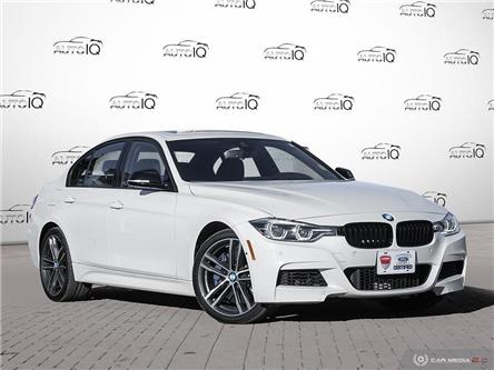 2018 BMW 340i xDrive (Stk: U1078A) in Barrie - Image 1 of 27