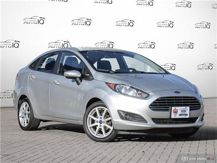 2015 Ford Fiesta SE (Stk: U1167AX) in Barrie - Image 1 of 25