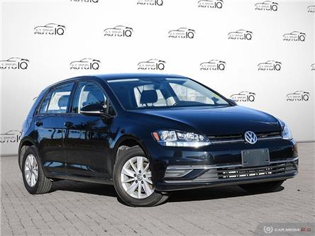 2019 Volkswagen Golf 1.4 TSI Comfortline (Stk: U0435A) in Barrie - Image 1 of 25