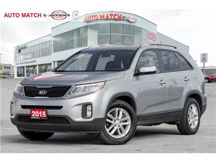 2015 Kia Sorento LX (Stk: U9618) in Barrie - Image 1 of 17