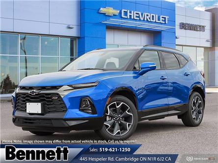 2021 Chevrolet Blazer RS (Stk: 210175) in Cambridge - Image 1 of 23