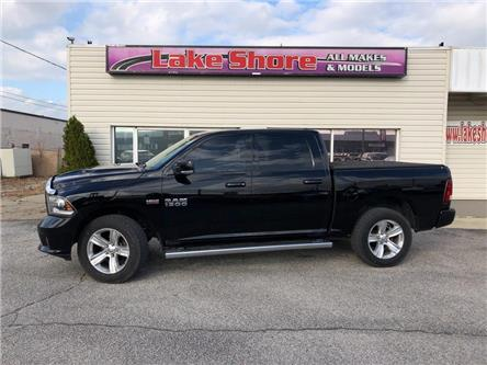 2013 RAM 1500 Sport (Stk: K9403) in Tilbury - Image 1 of 17