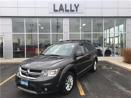 2016 Dodge Journey 7 passenger | Keyless entry | Well maintained (Stk: 00515A) in Tilbury - Image 1 of 26