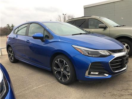 2019 Chevrolet Cruze LT (Stk: 548260) in Waterloo - Image 1 of 12