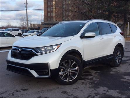 2021 Honda CR-V Sport (Stk: 21-0026) in Ottawa - Image 1 of 25