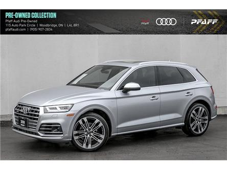 2018 Audi SQ5 3.0T Technik (Stk: C7979) in Woodbridge - Image 1 of 22
