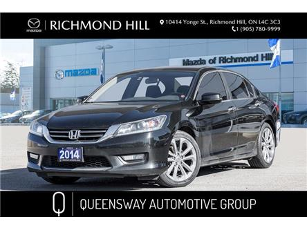 2014 Honda Accord Sport (Stk: P0550) in Richmond Hill - Image 1 of 19