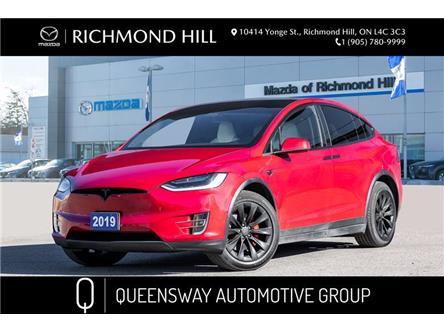 2019 Tesla Model X  (Stk: P0554) in Richmond Hill - Image 1 of 21