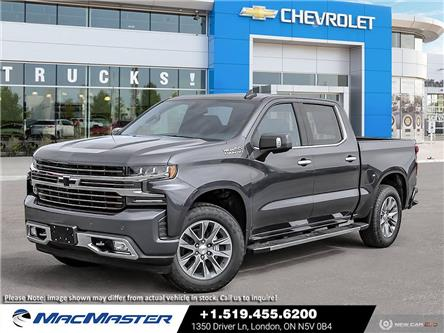 2021 Chevrolet Silverado 1500 High Country (Stk: 210208) in London - Image 1 of 22
