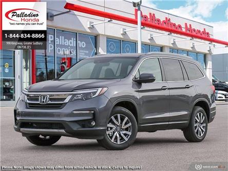 2021 Honda Pilot EX-L Navi (Stk: 22859) in Greater Sudbury - Image 1 of 23