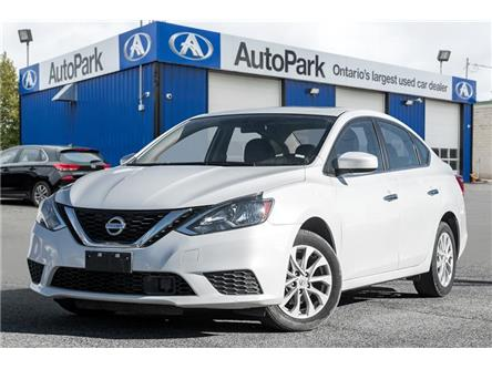 2019 Nissan Sentra 1.8 SV (Stk: 19-17015R) in Georgetown - Image 1 of 19