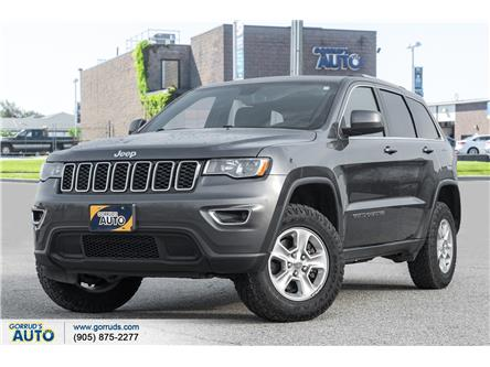 2017 Jeep Grand Cherokee Laredo (Stk: 606914) in Milton - Image 1 of 19