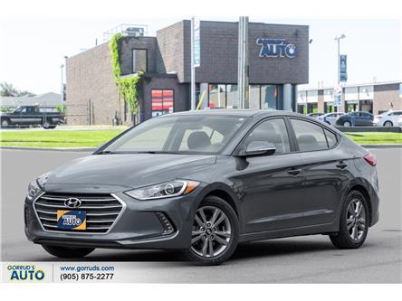 2018 Hyundai Elantra GL SE (Stk: 683723) in Milton - Image 1 of 21