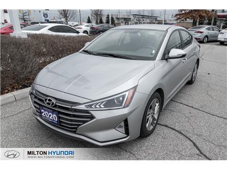 2020 Hyundai Elantra Preferred (Stk: 001644) in Milton - Image 1 of 5