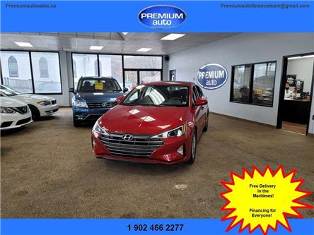 2020 Hyundai Elantra Preferred w/Sun & Safety Package (Stk: 063396) in Dartmouth - Image 1 of 22