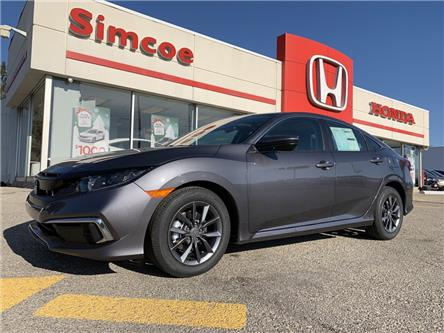 2021 Honda Civic EX (Stk: 21008) in Simcoe - Image 1 of 18