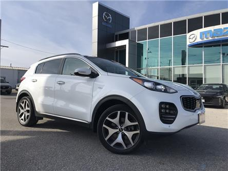 2018 Kia Sportage SX Turbo (Stk: UM2499) in Chatham - Image 1 of 23