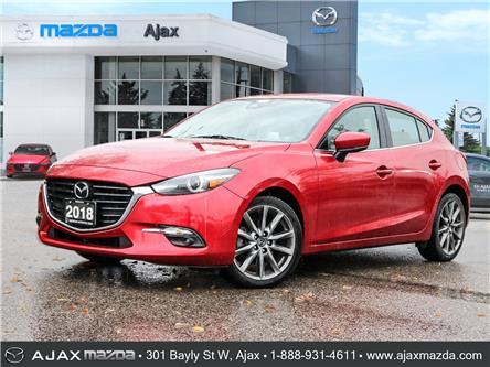 2018 Mazda Mazda3 Sport GT (Stk: P5600) in Ajax - Image 1 of 28