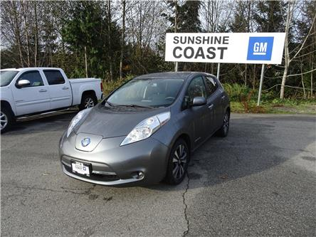 2016 Nissan LEAF SV (Stk: YL302018B) in Sechelt - Image 1 of 19