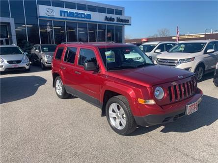 2015 Jeep Patriot Sport/North (Stk: M4395) in Sarnia - Image 1 of 9