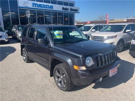 2015 Jeep Patriot Sport/North (Stk: M4394) in Sarnia - Image 1 of 9