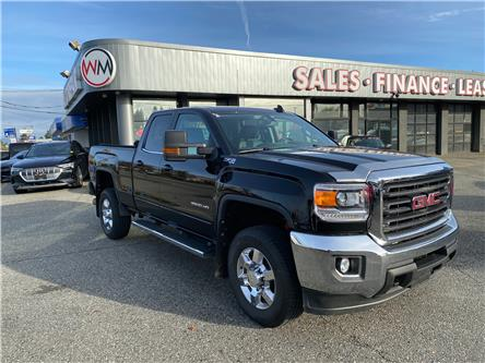2016 GMC Sierra 2500HD SLT (Stk: 16-154459) in Abbotsford - Image 1 of 11