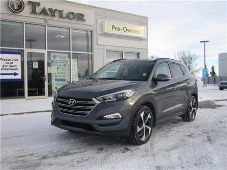 2016 Hyundai Tucson Ultimate (Stk: 2002181) in Regina - Image 1 of 40