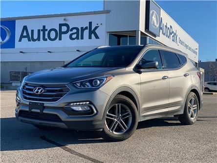 2018 Hyundai Santa Fe Sport 2.4 Luxury (Stk: 18-47235RJB) in Barrie - Image 1 of 30