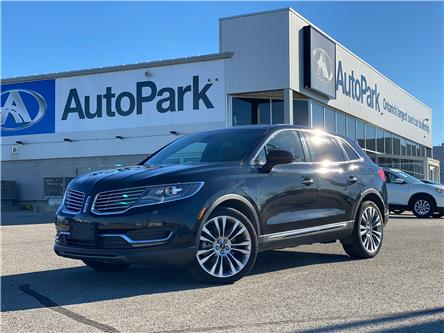 2016 Lincoln MKX Reserve (Stk: 16-66728JB) in Barrie - Image 1 of 28