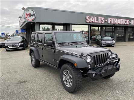 2018 Jeep Wrangler JK Unlimited Rubicon (Stk: 18-915799) in Abbotsford - Image 1 of 12