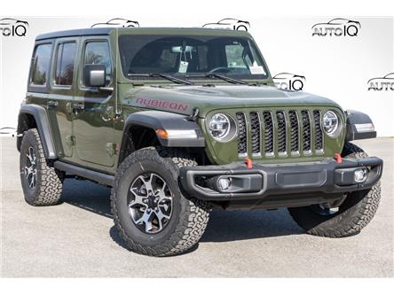 2021 Jeep Wrangler Unlimited Rubicon (Stk: 34570) in Barrie - Image 1 of 20