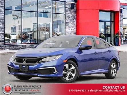 2021 Honda Civic LX (Stk: 221025) in Huntsville - Image 1 of 23