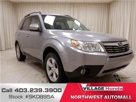 2010 Subaru Forester  (Stk: SK0895A) in Calgary - Image 1 of 21