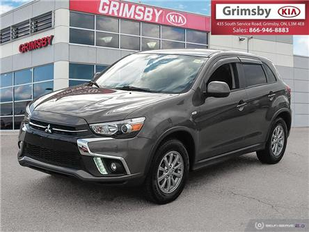 2018 Mitsubishi RVR Just Traded in!! 4WD, back up camera, and more!! (Stk: N3988A) in Grimsby - Image 1 of 25