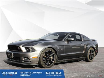 2014 Ford Mustang GT (Stk: U4560A) in Leamington - Image 1 of 30