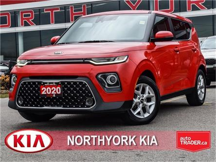 2020 Kia Soul  (Stk: P0273) in Toronto - Image 1 of 26