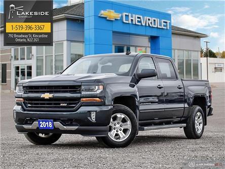 2018 Chevrolet Silverado 1500 2LT (Stk: P6255) in Kincardine - Image 1 of 28