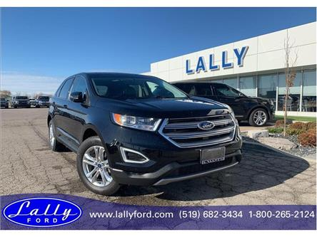 2017 Ford Edge SEL (Stk: 7980A) in Tilbury - Image 1 of 18