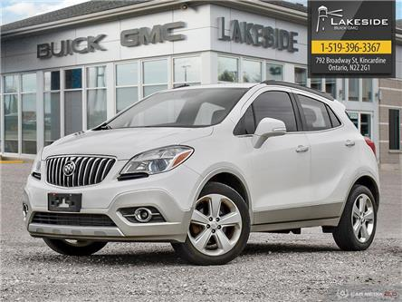2015 Buick Encore Leather (Stk: P6245A) in Kincardine - Image 1 of 28