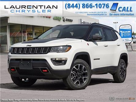 2021 Jeep Compass Trailhawk (Stk: 21038) in Sudbury - Image 1 of 23