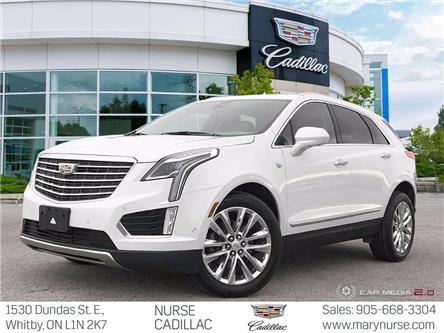 2017 Cadillac XT5 Platinum (Stk: 10X431) in Whitby - Image 1 of 26