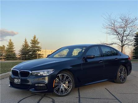 2017 BMW 540i xDrive (Stk: P1730) in Barrie - Image 1 of 17