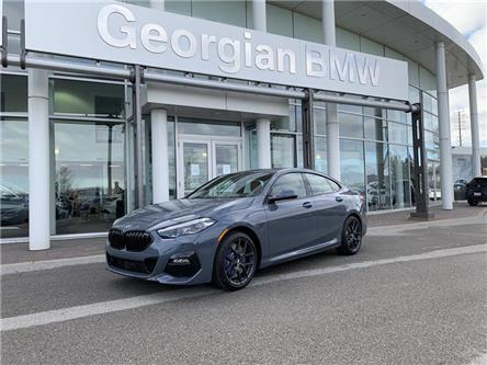 2021 BMW 228i xDrive Gran Coupe (Stk: B21020) in Barrie - Image 1 of 8