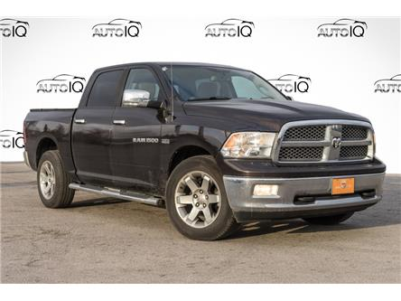 2011 Dodge Ram 1500 SLT (Stk: 34580AUXZ) in Barrie - Image 1 of 10